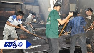 sản xuất cà phê bẩn
