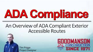 ADA Compliance For Your Business