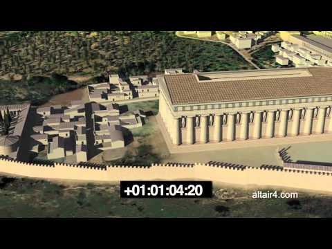 Zeus Architettura D Interni.Tempio Di Zeus Ad Agrigento Altair4 Multimedia