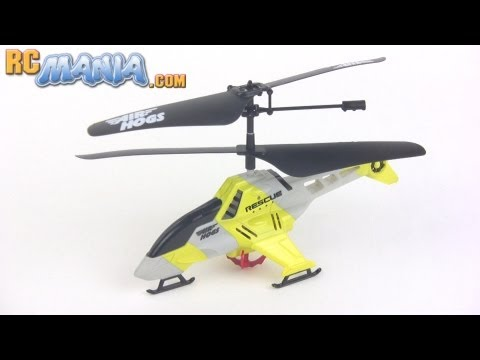 Air Hogs Fly Crane RC helicopter Review