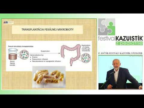 Ako vychovať neposlušný mikrobióm - Dysbióza