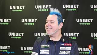 "Peter Wright: ""There'll be ups and downs in the Premier League, it's a long, hard slog"""