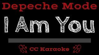 Depeche Mode   I Am You CC Karaoke Instrumental Lyrics