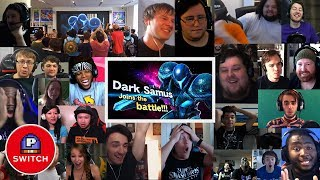 Live Reaction: DARK SAMUS & CHROM in Super Smash Bros Ultimate | Synched Compilation