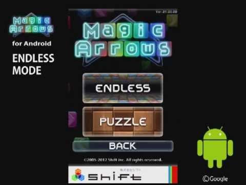 Video of Magic Arrows