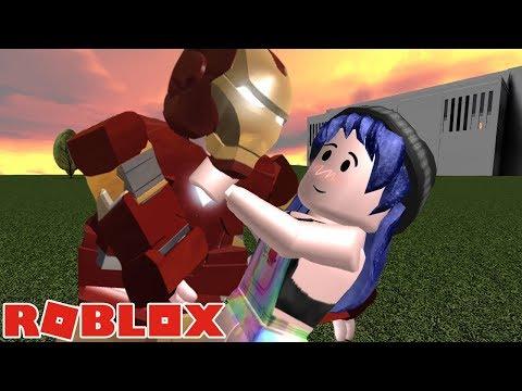 อร๊ายยย..ไอรอนแมนสุดหล่อ! | Roblox Iron Man