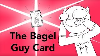 The Bagel Guy Card