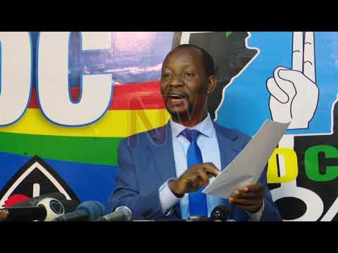 OKUJJUZA EBIFO MU FDC: Abakazzaayo ffoomu mu Kampala baweze 100