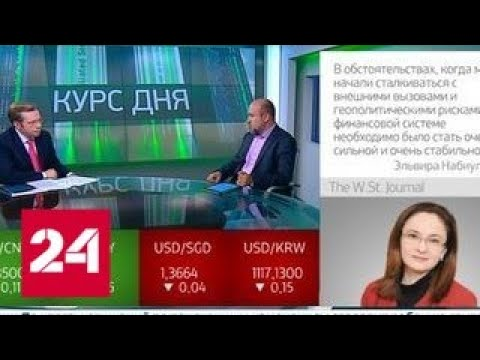 Экономика. Курс дня, 21 августа 2018 года - Россия 24