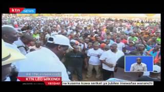 Rabsha kwenye Mkutano wa Chama cha ANC huko Maweni