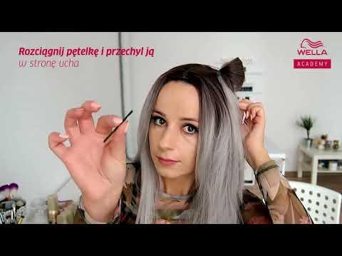 Olej rycynowy i pieprz nalewka na porost włosów