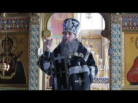 Слово митрополита Даниила в день перенесение мощей свт. Никифора, патриарха Константинопольского