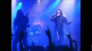 Dark Funeral - Open The Gates (Live) - With Lyrics (Subtitled)
