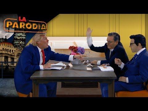 Los cacahuates de la discordia entre Trump y el guacamole | La Parodia