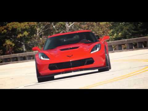 Corvette Z06: 'Muscle Car of the Year' – Top Gear iPad and iPhone Magazine