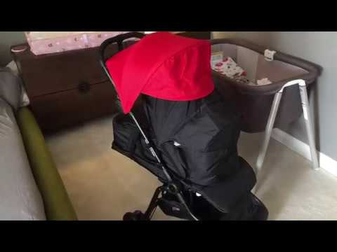 MOUNTAIN BUGGY NANO COCOON REVIEW 2017