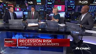 Watch unemployment rate for sign of a recession, says strategist