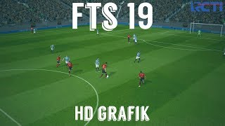 FTS 19 MOD UEFA CHAMPIONS LEAGUE [NEW UPDATE TRANSFERS