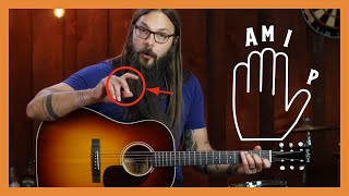 Learn Fingerstyle in 5 Minutes