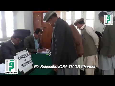 Iqra TV GB Channel Presents GTA Election 2019 At H/S Gahkuch District Ghizar
