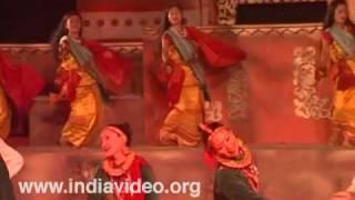 Assam's folk dance