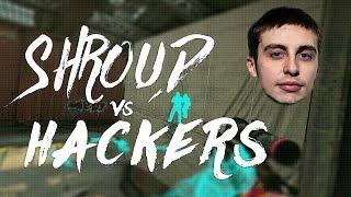 SHROUD VS HACKERS