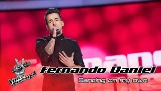 Fernando Daniel - Dancing on my own (Calum Scott) - Gala Final   The Voice Portugal