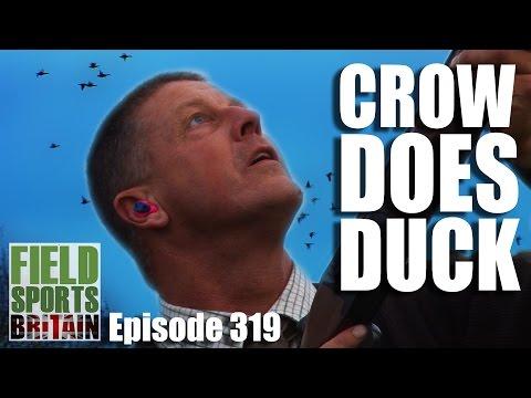 Fieldsports Britain – Crow Does Duck