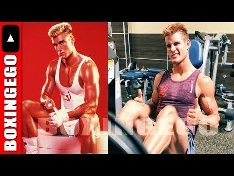 Les exercices pour les sportifs sur tous les groupes des muscles