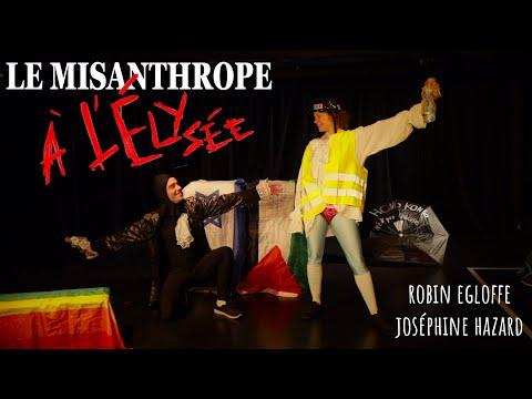 Le Misanthrope à l'Élysée - Bande-annonce