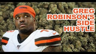 Browns Greg Robinson Busted with 157 Pounds of Weed