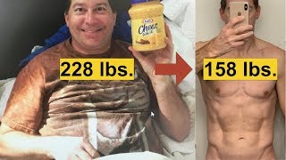 Intermittent Fasting Weight Loss Results (INSANE TRANSFORMATION!) - Here's How He Did It!