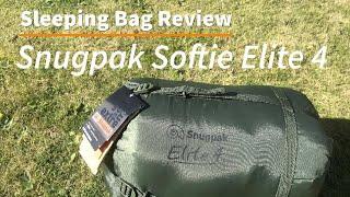 Snugpak Softie Elite 4 Sleeping Bag Review