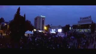 Аэросъемка в Луцке  0966836287 Фото видео съемка с воздуха вечером дроном