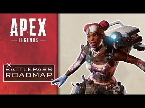 APEX LEGENDS ROADMAP & BATTLEPASS RELEASE ETA