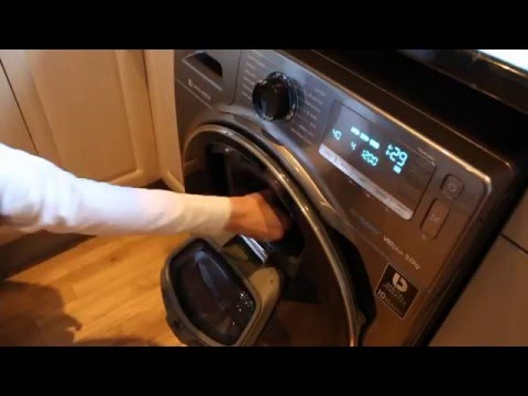 Samsung WW7500 AddWash™ WASHING MACHINE REVIEW