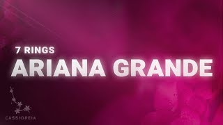 Gambar cover Ariana Grande - 7 rings (Lyrics)