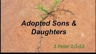 Adopted Sons and Daughters