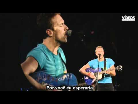 Coldplay - Til Kingdom Come - Tradução / Legendada - Amex Unstaged Madrid HD