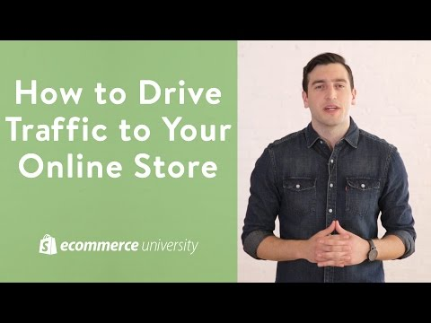 How to Drive Targeted Traffic to Your Online Store