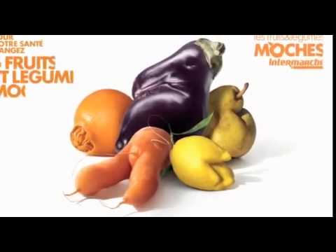 Hanebné ovoce a zelenina