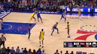 LA Lakers Vs Philadelphia Sixers - Full Game Highlights | December 7th, 2017 | NBA Season 2017-18
