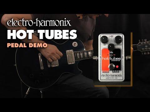 ELECTRO HARMONIX Hot Tubes Nano Kytarový efekt