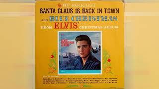 Elvis Presley - Blue Christmas [extended Version]