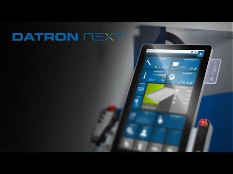 Mit der patentierten DATRON Steuerungstechnologie DATRON next können Anwender intuitiv, präzise und schnell produktiv sein - auch ohne jahrelange Fräserfahrung. Alles in bewährter DATRON High-Speed Qualität.
