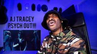 AJ Tracey   Psych Out! [Reaction] | LeeToTheVI