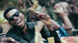 Keeny Ice Ft Victor AD   Ebe God (Official Video)