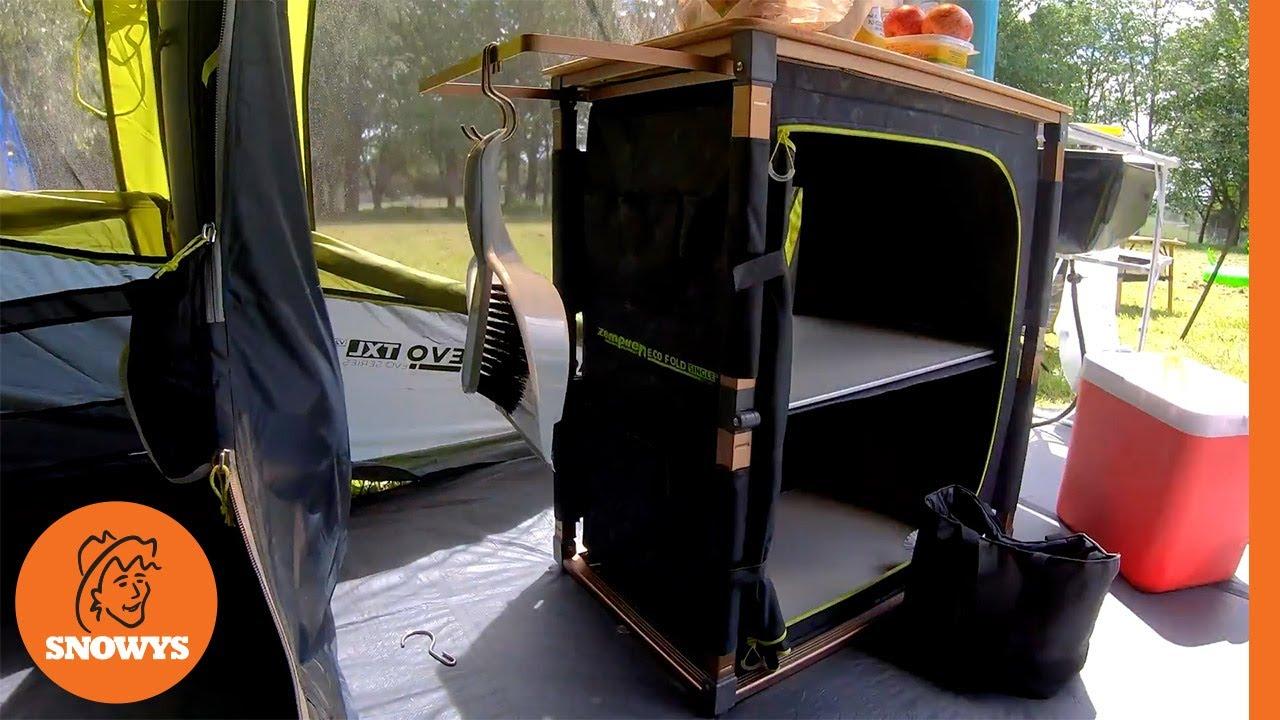 Eco Fold Single V2 Camp Cupboard