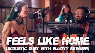 Grace Kelly GO TiME: Feels like Home ACOUSTIC (Duet with Elliott Skinner)