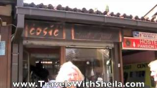 preview picture of video 'A Guided Tour of Must See Sarajevo, Bosnia'